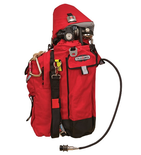 T-1 RIT BAG - RED. True North's ...